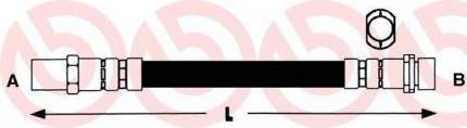 Тормозной шланг Brembo T85108