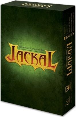 Настольная игра Magellan Шакал: Дополнение