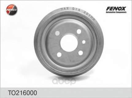 Барабан тормозной FENOX TO216000