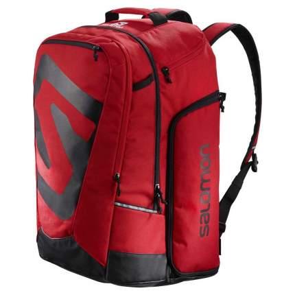 Рюкзак для ботинок Salomon Extend Go-To-Snow Gear Bag красный, 50 л