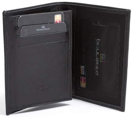 Кожаный кошелек Bouletta BLWL-014 Черный