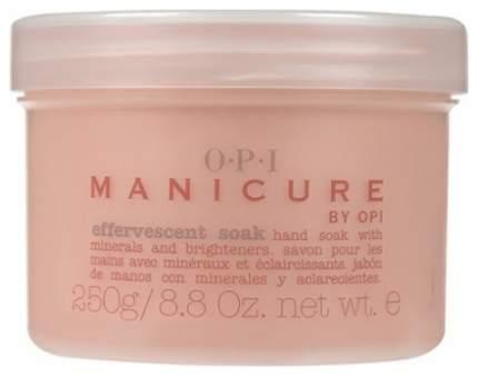 OPI Effervescent Soak - Соль шипучая с минералами и осветлителями, 250 гр,