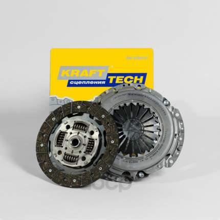 Комплект сцепления KraftTech без подшипника для Ford Focus II, C-max 1.8 W03220C9