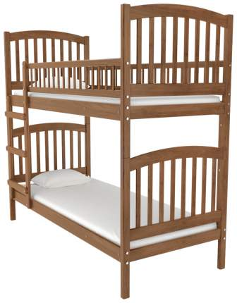 Двухъярусная кровать Nuovita Senso Due Ciliegio Вишня