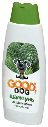 Шампунь для собак и щенков GOOD DOG универсальный, с ароматом хвои, 250 мл