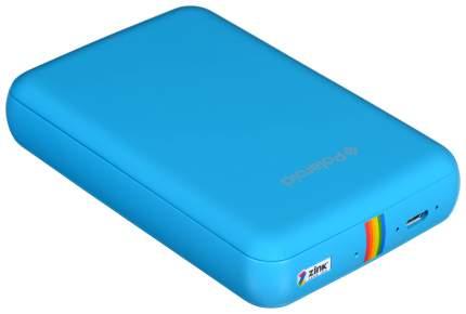 Компактный фотопринтер Polaroid Zip POLMP01BL