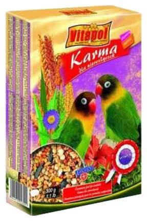 Основной корм Vitapol для попугаев 500 г, 1 шт