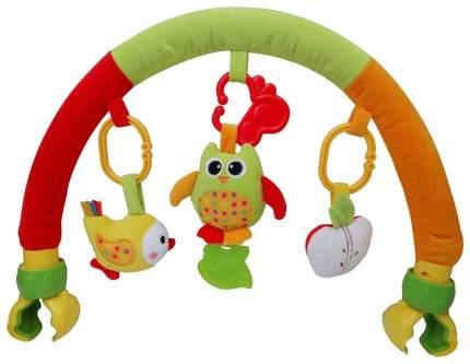 Дуга с игрушками на коляску Elefantino IT103448