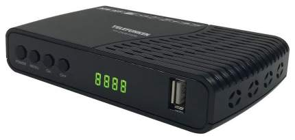 DVB-T2 приставка Telefunken TF-DVBT224 Black