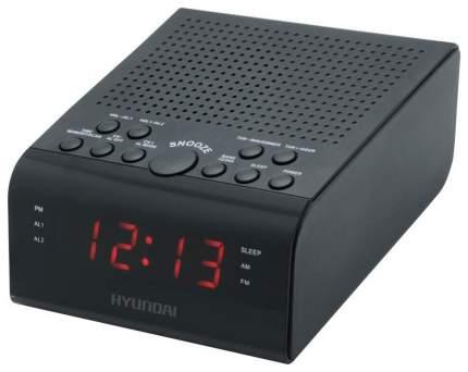 Радио-часы Hyundai H-RCL180 Черный