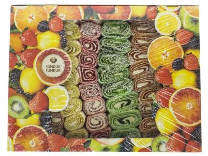 Лукум с фруктовым ароматом Визирская сарма 1.7 кг