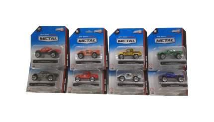 Машинка пластиковая Junfa Toys X-01A Разноцветный