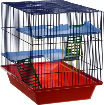 Клетка для хомяков, мышей ZooMark 35.5х30х41см