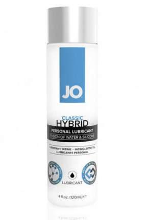 Лубрикант JO Hybrid Lubricant на водно-силиконовой основе 120 мл