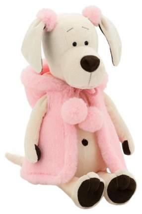 Мягкая игрушка Orange Toys Собачка Лапуська Меховой стиль 25 см