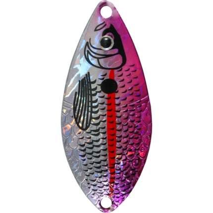 Блесна колеблющаяся Mikado Roach №3 15 г, 6 см, 351F