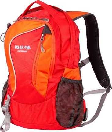Рюкзак женский Polar П1521 23 л оранжевый