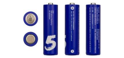 Батарейка Xiaomi ZiMi AA Battery (3шт)
