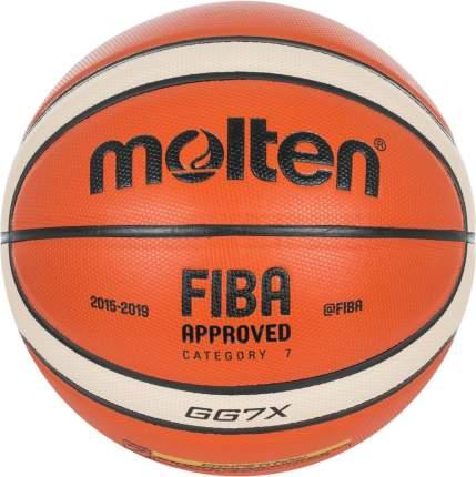 Мяч баскетбольный Molten BGG7X №7