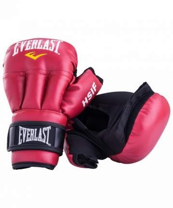 Перчатки для рукопашного боя Everlast HSIF RF3112L, 12oz, L, к/з, красный