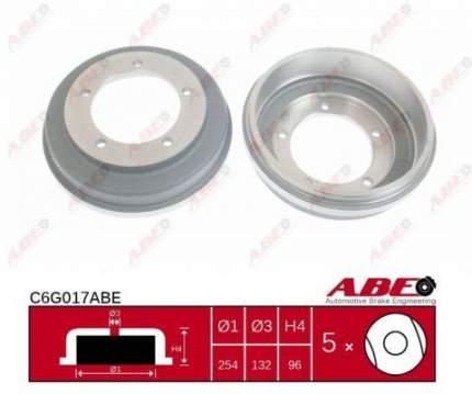 Тормозной барабан ABE C6G017ABE