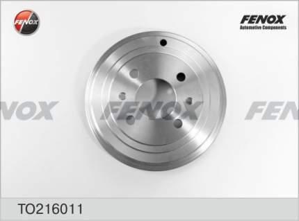 Тормозной барабан FENOX TO216011