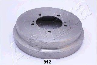 Тормозной барабан ASHIKA 56-08-812