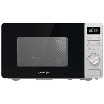 Микроволновая печь с грилем Gorenje M020A4X grey