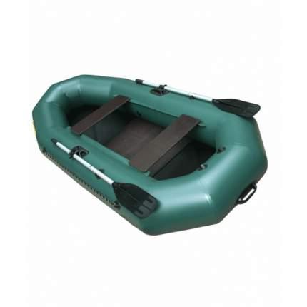 Лодка Leader Компакт-265 2,66 x 1,2 м green