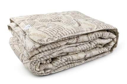 """Одеяло 1.5-спальное, """"Волшебная Ночь"""", меринос, 140х205см"""