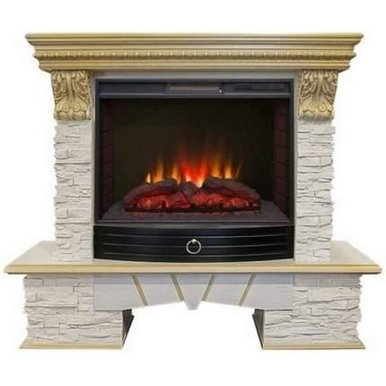 Камин высокого качества Real-Flame Rockland LUX 25 с очагом Sparta 25,5 LED