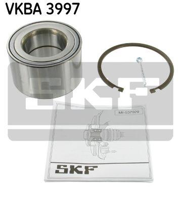 Комплект подшипника ступицы колеса SKF VKBA 3997
