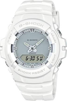 Японские наручные часы Casio G-Shock G-100CU-7A с хронографом