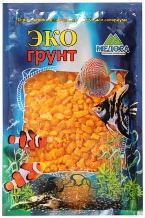 Грунт для аквариума ЭКОгрунт Мраморная крошка Желтая 5 - 10 мм 3,5 кг