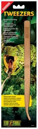 Аксессуар для террариума Exo Terra Bamboo Feeding Tweezers PT2076