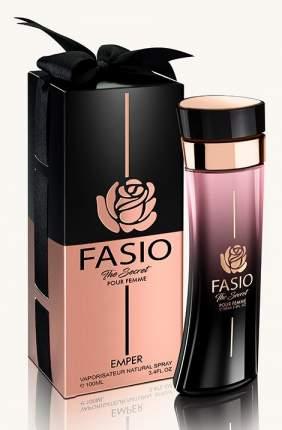 Парфюмерная вода для женщин EMPER «Fasio The Secret», 100 мл