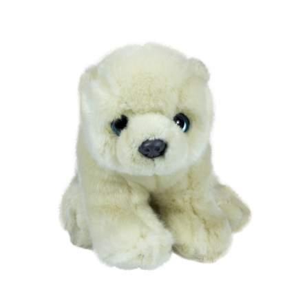 Мягкая игрушка Teddykompaniet Полярный мишка, сидящий, 22 см,7112