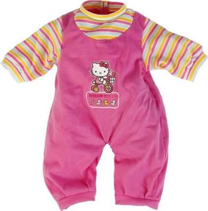 Одежда для кукол hello kitty 40-42 см Карапуз