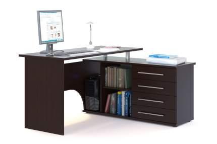 Компьютерный стол Hoff 80285539, коричневый
