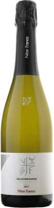 Игристое вино Nino Franco Brut Valdobbiadene Prosecco Superiore DOC