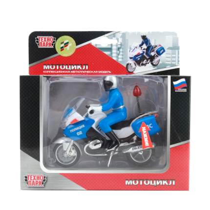 Мотоцикл Технопарк