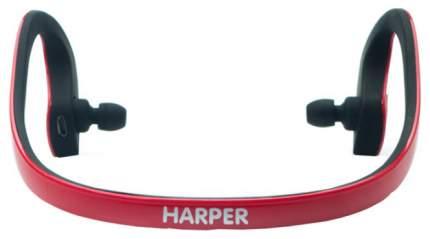 Беспроводные наушники Harper HB-300 Red