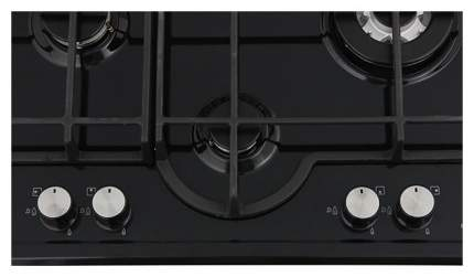 Встраиваемая варочная панель газовая Electrolux GME363XB Black