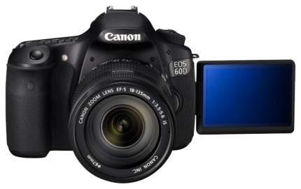 Фотоаппарат зеркальный Canon EOS 60D18-135mm IS Black