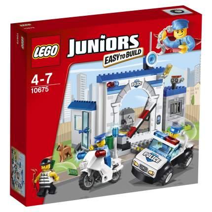 Конструктор LEGO Juniors Полиция — большой побег (10675)