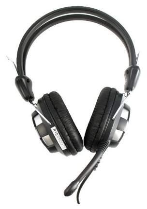 Игровые наушники A4Tech HS-28 Silver/Black