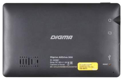 Автомобильный навигатор Digma All drive 500