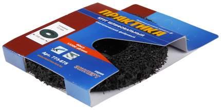 Круг фибровый шлифовальный для шлифовальных машин ПРАКТИКА 773-675 115 x 22 мм
