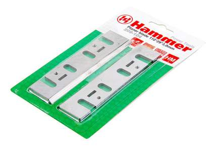 Нож для электрорубанка Hammer Flex 209-104 PB (35139)