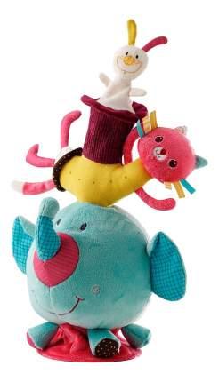Мягкая игрушка Lilliputiens балансирующий Слоненок Альберт